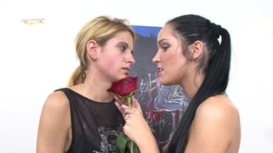 Slap and Kick / Faceslapping -By Domina Esmeralda And Her Slave Linda Mayhen
