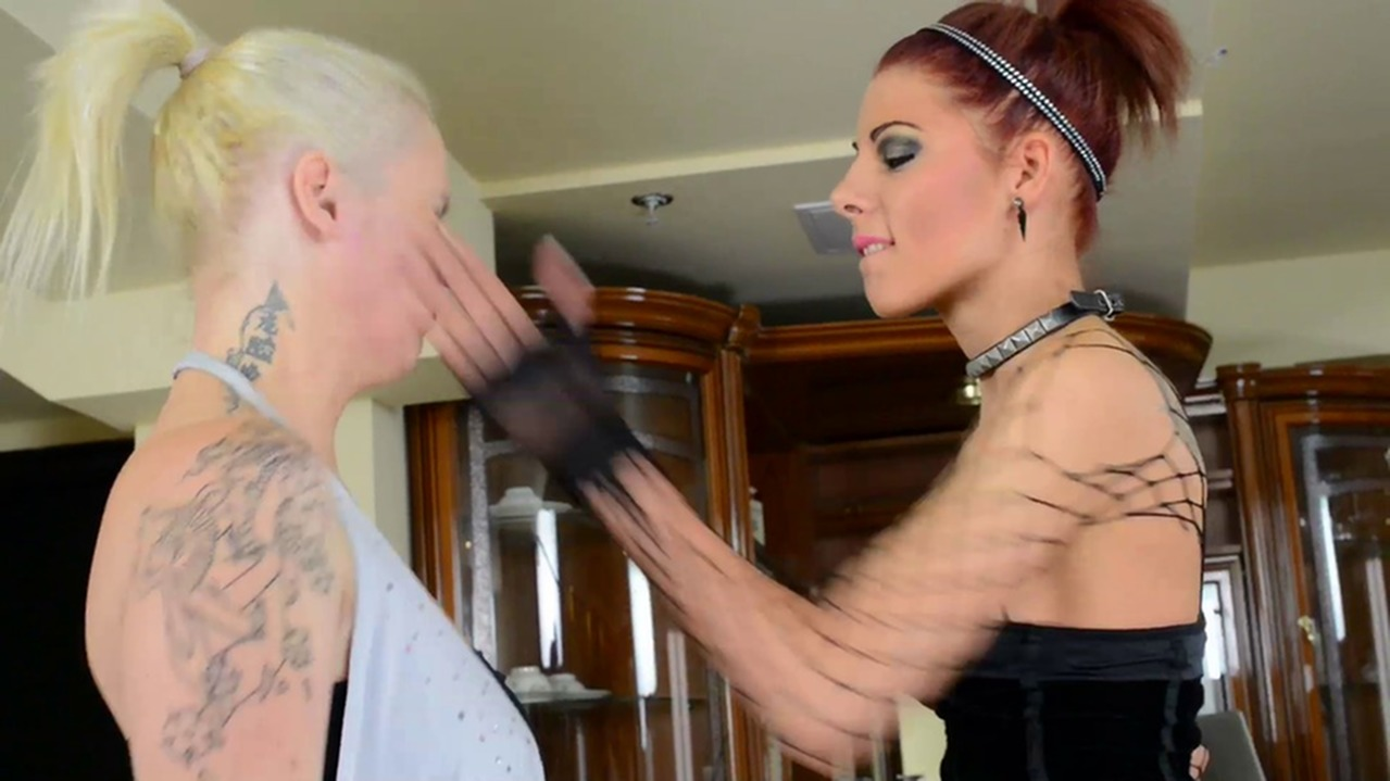 slapping fetish escort germany