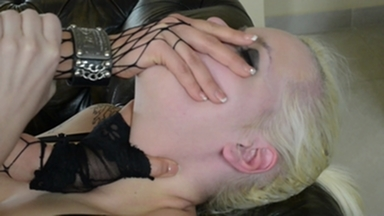 Handsmother Extreme and Cinematic - I Will Take the Last Bit Of Your Useless Brath Bitch! By Top Domina Lia And Her Slave Carol