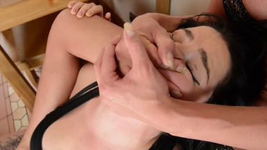 Handsmother Dangerous Hands - Strarring Top Domina Abbie Cat